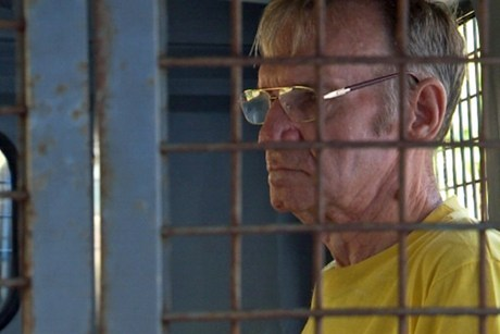 Vernon Gardiner in a Catanduanes detention center.  thanks to tv3news.co.nz for the pic!