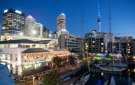 Auckland at night. thanks and acknowledgment for the photo to travel.usnews.com!