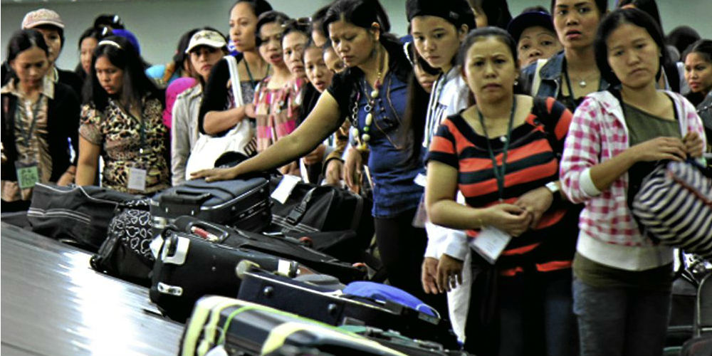 ofws in the philippines What are the biggest challenges and problems faced by philippine ofws today update cancel promoted by gunio codebase need refactoring we can help the remittances of ofw have big help in philippine economy.
