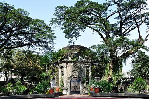 Paco Park, near where I grew up.