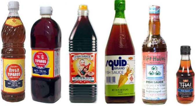 patis (fish sauce) looks, smells and tastes the same everywhere in the SE Asian region.  Uncanny!  Thanks & acknowledgment for the pic to iexplorevietnam.com :)