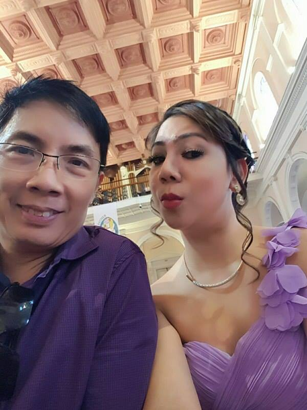 dagdag wedding shot