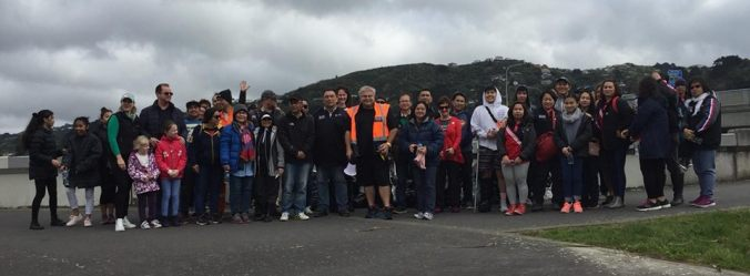 Hutt River cleanup group